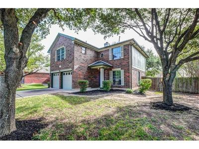 Travis County Single Family Home For Sale: 9107 Palace Pkwy