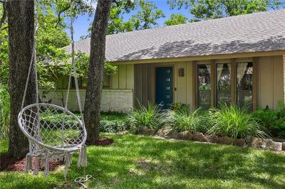 Austin Single Family Home For Sale: 11117 Trent Dr