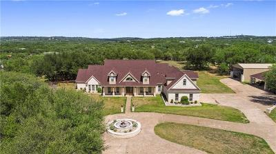 Single Family Home For Sale: 23600 Pedernales Canyon Trl