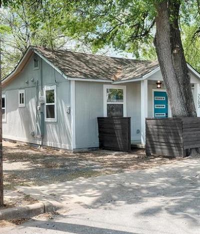 Austin Single Family Home For Sale: 2203 Santa Rita St
