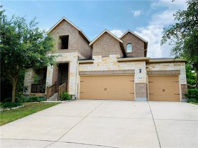 Round Rock Rental For Rent: 1028 Fred Couples Ct