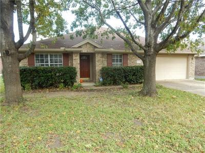 Travis County Single Family Home For Sale: 14919 Bescott Dr