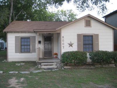 Austin Rental For Rent: 5007 Duval St