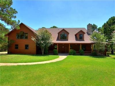 Bastrop County Single Family Home For Sale: 347 Corral Rd