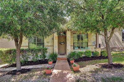 Condo/Townhouse For Sale: 11400 W Parmer Ln #4