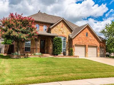Pflugerville Single Family Home Pending - Taking Backups: 2200 Village View Loop