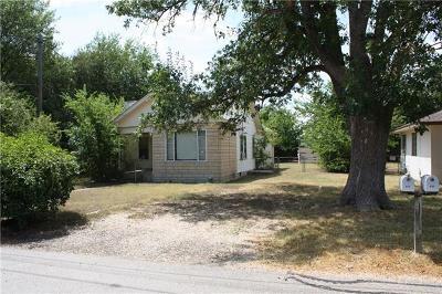 Austin Single Family Home Pending - Taking Backups: 613 Clifford Dr