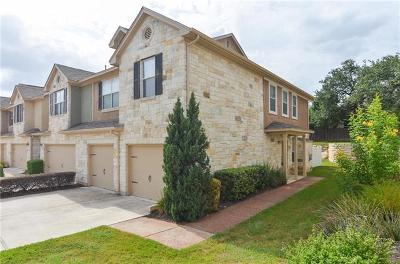 Cedar Park Condo/Townhouse Pending - Taking Backups: 700 Mandarin Flyway #704