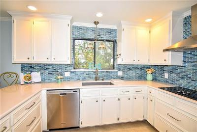 Austin Single Family Home For Sale: 10907 Leafwood Ln
