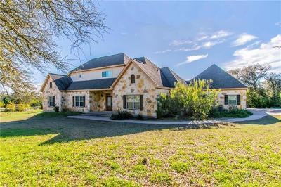 Dripping Springs TX Single Family Home For Sale: $465,000
