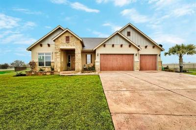 Burnet County Single Family Home For Sale: 106 Broken Hill Rd