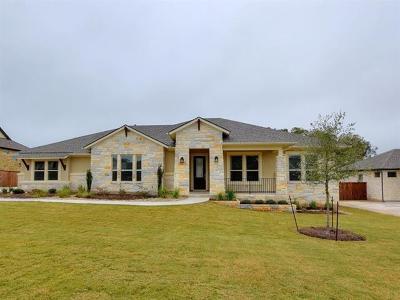 Round Rock Single Family Home Pending: 3017 Alton Pl