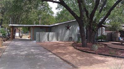 Austin Single Family Home Pending - Taking Backups: 1904 Wheless Ln