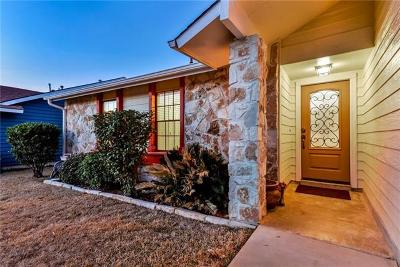 Hays County, Travis County, Williamson County Single Family Home For Sale: 3310 Western Dr