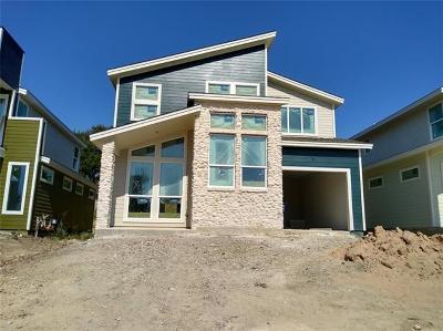 Austin Single Family Home For Sale: 5200 Rob Scott St