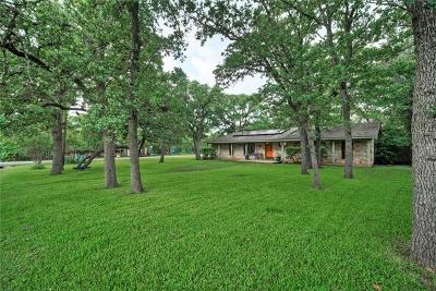Manchaca Single Family Home For Sale: 1015 Quail Rd