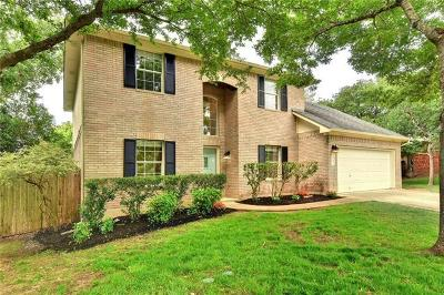 Hays County, Travis County, Williamson County Single Family Home For Sale: 6207 Jumano Ln