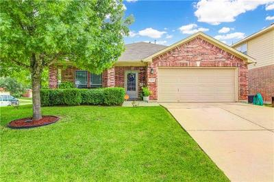 Pflugerville Single Family Home For Sale: 3800 Bandice Ln