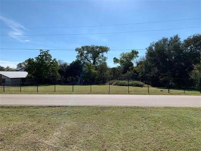 Round Rock Residential Lots & Land For Sale: 2000 Vivian Dr