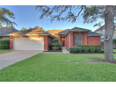 Austin Single Family Home Pending - Taking Backups: 6614 Haswell Ln