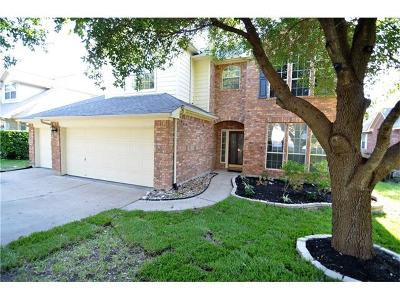 Travis County Single Family Home Pending - Taking Backups: 1929 Chasewood Dr