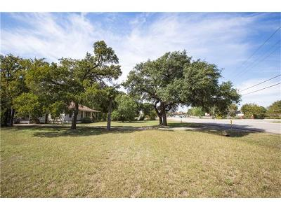 Cedar Park Residential Lots & Land For Sale: 2920 Woodall Dr