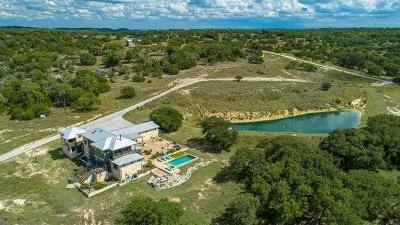 Burnet County, Lampasas County, Bell County, Williamson County, llano, Blanco County, Mills County, Hamilton County, San Saba County, Coryell County Farm For Sale: 1529 Sanctuary Ln