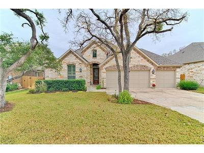Austin Single Family Home For Sale: 300 Sand Hills Ln