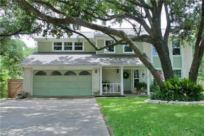 Travis County Single Family Home For Sale: 12705 Cantle Trl
