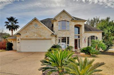 Round Rock Single Family Home For Sale: 2675 Henley Dr