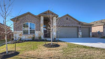 Georgetown Single Family Home For Sale: 2413 Bridges Ranch Rd