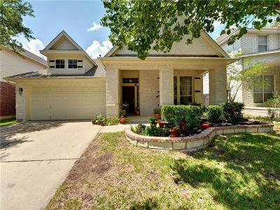 Austin Single Family Home For Sale: 13420 Snowfall