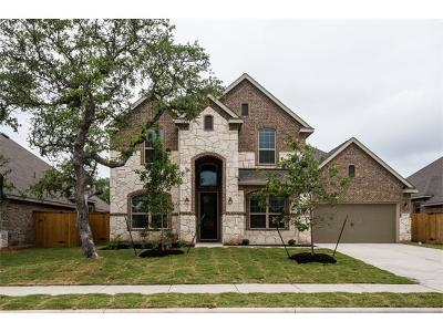 Round Rock Single Family Home For Sale: 4128 Geary St.