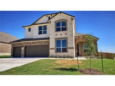 Pflugerville Single Family Home For Sale: 728 Speckled Alder Dr