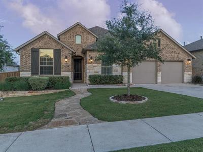 Leander Single Family Home For Sale: 704 Jocosa Ln
