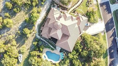 Single Family Home Pending - Taking Backups: 3809 Scenic Overlook Trl