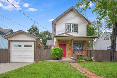 Austin Single Family Home For Sale: 1106 Olive St