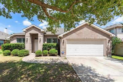 Cedar Park Single Family Home Pending - Taking Backups: 104 S Gadwall Ln