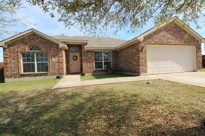Lockhart Single Family Home Pending - Taking Backups: 700 Indian Blanket