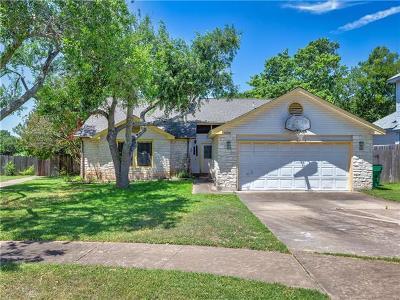 Austin Single Family Home For Sale: 14200 Terisu Ln