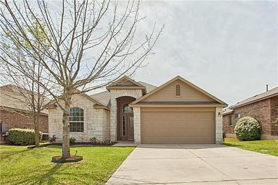 Austin Single Family Home For Sale: 11917 Timber Heights