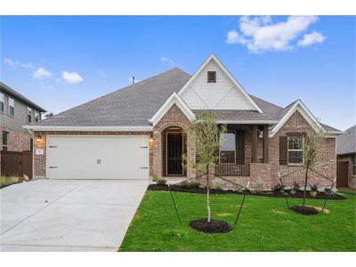 Hays County Single Family Home For Sale: 260 Nantucket Cir