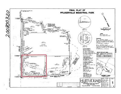 Hutto Residential Lots & Land Pending - Taking Backups: Weiss Ln