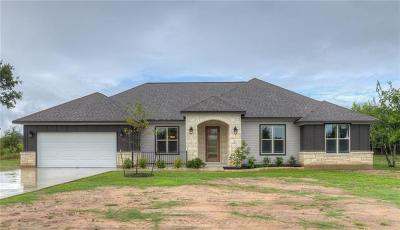 Del Valle Single Family Home Pending - Taking Backups: 111 Del Rey Ct