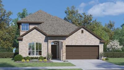 Pflugerville Single Family Home For Sale: 18400 Cercina Trl