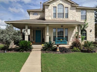 Hays County, Travis County, Williamson County Single Family Home Pending - Taking Backups: 11819 Johnny Weismuller Ln