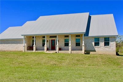 Bastrop County Single Family Home For Sale: 525 Herron Trl