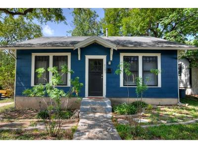 Austin TX Multi Family Home For Sale: $869,000