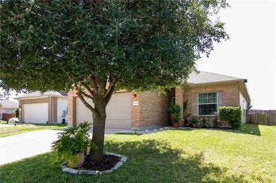 Manor Single Family Home For Sale: 17921 Maxa Dr