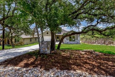 Dripping Springs Single Family Home For Sale: 9807 Longhorn Skwy